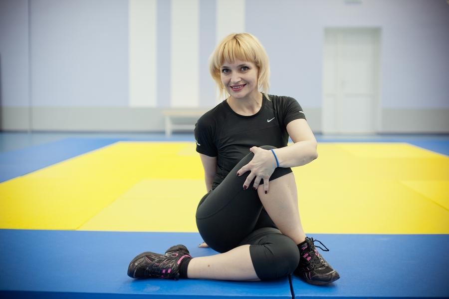 Инструктор по фитнес-аэробике. Пидтыкан Юлия.